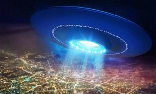 """""""Аэрофлот"""" опроверг информацию об обнаружении НЛО в небе над Москвой"""