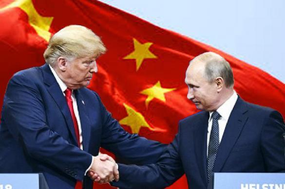 Игра России вдолгую на крахе либерального мирового порядка