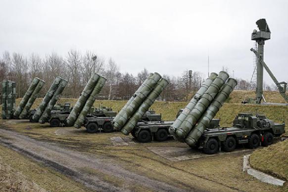 Россия передала Китаю вторую партию зенитных систем С-400