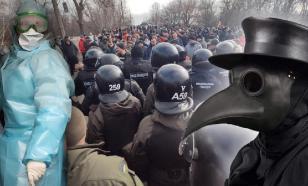 Эпидемия: чтобы закрыть границу с Украиной, России понадобится армия