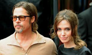 Брэд Питт приехал в гости к Анджелине Джоли. Впервые за четыре года