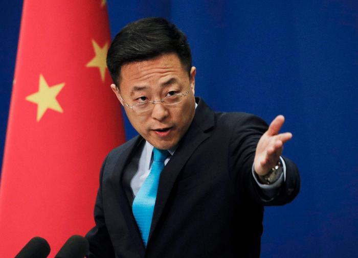 Китай ответил США на тему бойкота Олимпиады в Пекине