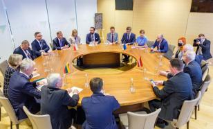 Президенты стран Балтии и Польши в Киеве пообщались на тему Белоруссии