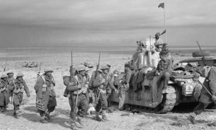 """Операция """"Крестоносец"""": как британцы победили Роммеля"""