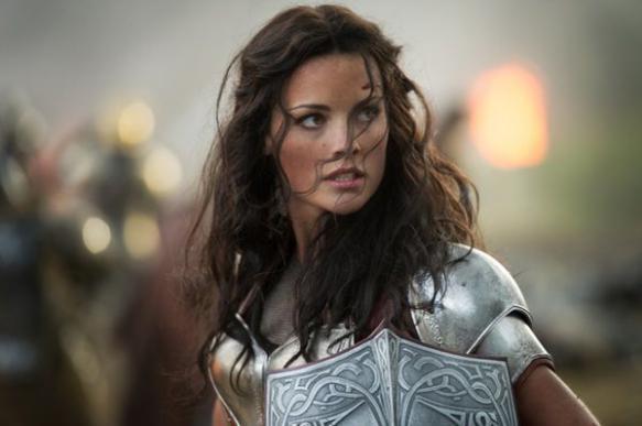 Воины-женщины древнего мира