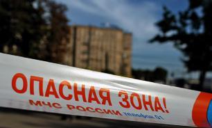 Взрыв газа произошёл в жилой пятиэтажке в Солнечногорске