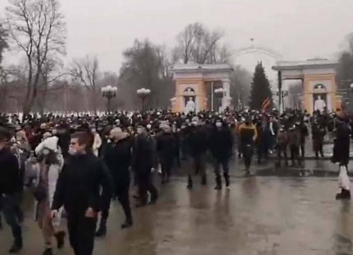 Акции в поддержку Навального: что это было и что будет дальше