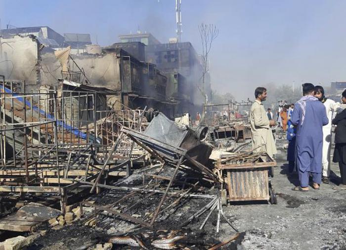"""""""Ад на земле"""": ООН прогнозирует голод для миллионов афганцев"""