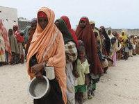 ООН бьет тревогу из-за голода в Сомали.