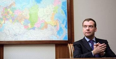 """Медведев назвал Саакашвили """"военным преступником"""""""