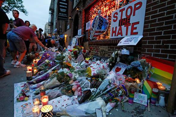 В Кремле считают недопустимым оправдание массового убийства в Орландо