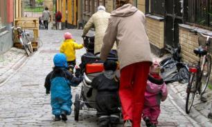 В Швеции разработали стандарт колясок для детей с избыточным весом