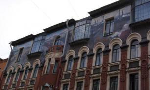 В доме герцога Лейхтенбергского в Петербурге произошел пожар