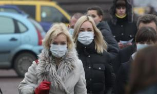 Коронавирус может выживать на масках до недели