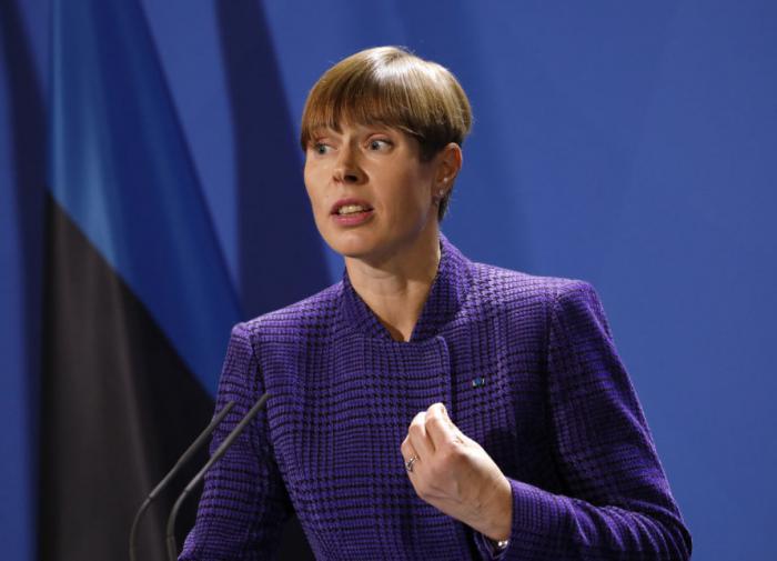 Президент Эстонии: Россия