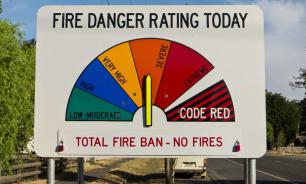 Над Австралией прошли дожди, но к концу недели её ждёт усиление пожаров