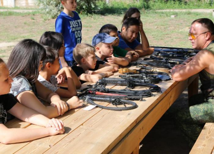 Сотрудники детского лагеря под Астраханью болеют коронавирусом