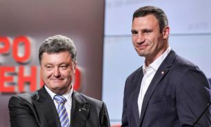 Партии Порошенко и Кличко могут объединиться