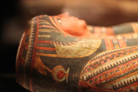 Раскрыт состав покрытия гробниц древнеегипетских мумий