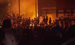 В Миннеаполис на фоне беспорядков отправят военную полицию
