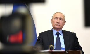Путин объяснил, что уже привык к критике