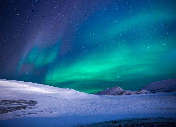 В России разработали сервис для прогноза полярных сияний