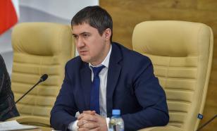 Пермский губернатор попросил Путина поддержать проект моста через Каму
