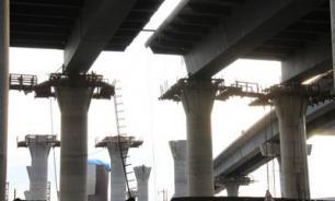 Строители начали возведение моста через Сетунь на дублере Кутузовского проспекта