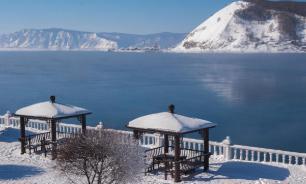 В Иркутской области разработали туристский маршрут по льду Байкала