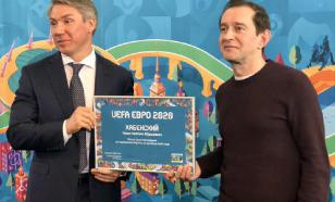 Хабенский стал послом Санкт-Петербурга на Евро-2020