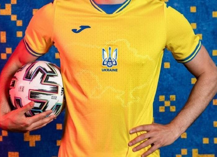 Поставщик формы ЦСКА будет продавать футболки сборной Украины со всеми надписями