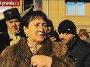 Джиоева отказалась ехать на лечение в Россию