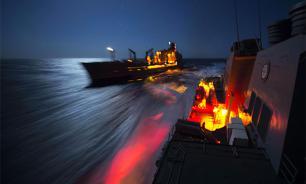 В Черное море вошел эсминец ВМС США Carney