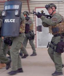 SWAT - легендарный америанский ОМОН