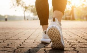 10-минутная прогулка в день снизит риск развития артрита