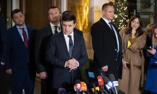 Внутри украинской делегации в Париже произошел скандал