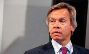 Пушков оценил намерение США ввести новые санкции против России