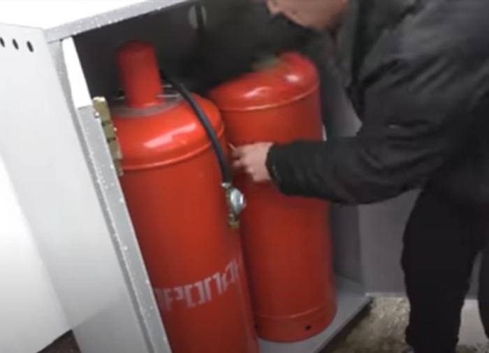 Эксперт объяснил, как предотвратить взрыв газовых баллонов