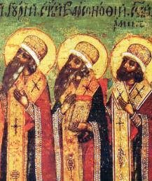 Святые подвижники Казанской земли