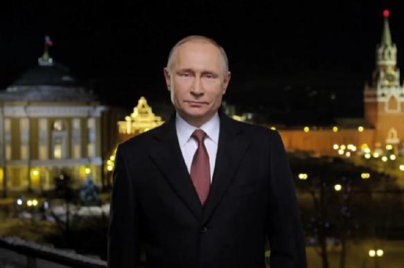 В Кремле раскрыли планы президента России на Новый год