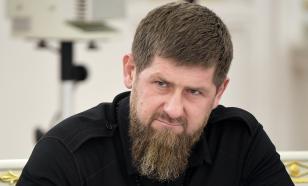 """Кадыров предлагает избрать Путина """"пожизненным президентом"""""""