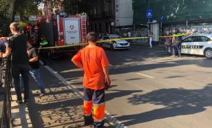 Взрыв прогремел в центре Тбилиси