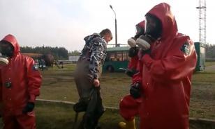 В одном из районов Ижевска произошёл выброс 800 кг хлора