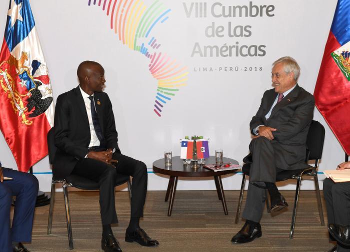 """Расследование гибели президента Гаити """"налетело"""" на угрозы от неизвестных"""