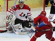 Канадцы не помешали российским хоккеистам выйти в полуфинал ЧМ-2010