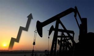 Цена на нефть продолжает стремительный взлет