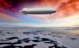 В Совбезе предложили связать Дальний Восток и Арктику дирижаблями