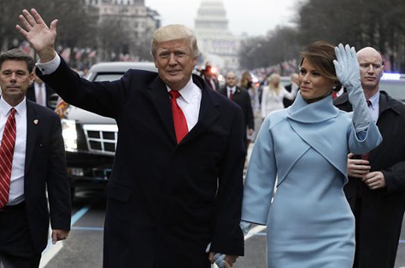 Трамп должен властям Вашингтона  млн за церемонию инаугурации