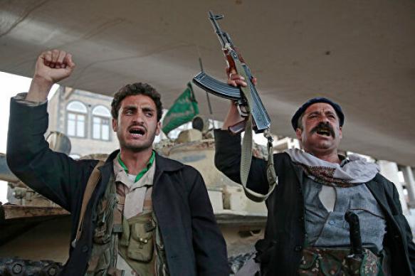 Иран назвал законными действия йеменских повстанцев против Эр-Рияда