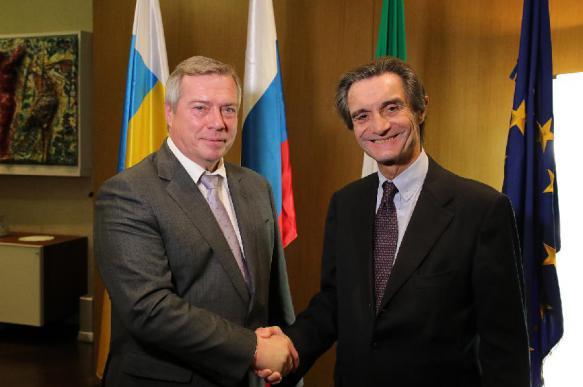 Интересные проекты и соглашения: в Италии прошли Дни Ростовской области